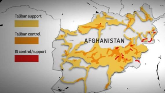 Ναρκωτικά και θρησκεία: Η δύναμη των Ταλιμπάν, έναντι NATO-ΗΠΑ