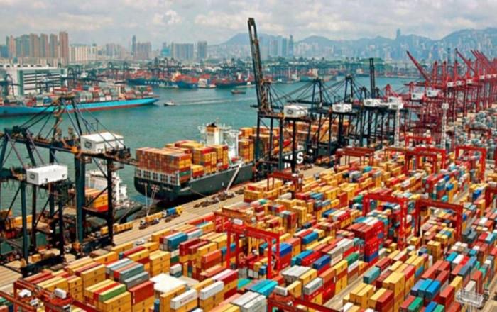 Με 6,1% τρέχει η διακίνηση Containers, πρώτο λιμάνι η Σαγκάη