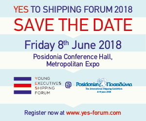 YES to Shipping Forum στα Posidonia