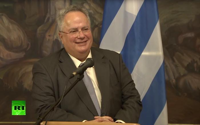 Ο Κοτζιάς ανοίγει το Κυπριακό από τη Ρωσία