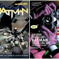 10 Essential Batman Comic Books for New Readers