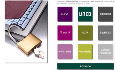 Aprendo: Nueva plataforma de la UNED con FORMACIÓN GRATUITA