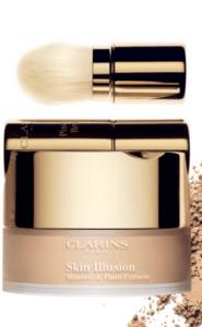 Clarins skin illusion polvo suelto