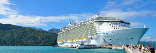 Allure Of the Seas, o maior cruzeiro do Mundo