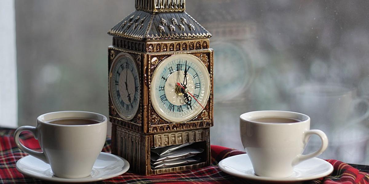 чай,Англия,традиции