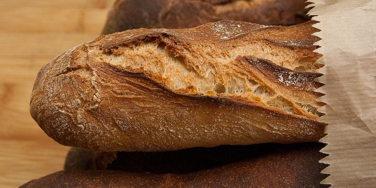 хлеб, батон