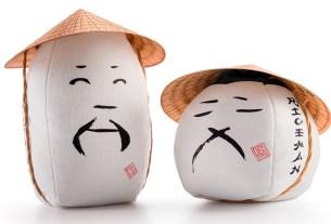 riceman,упаковка,мерная шапочка