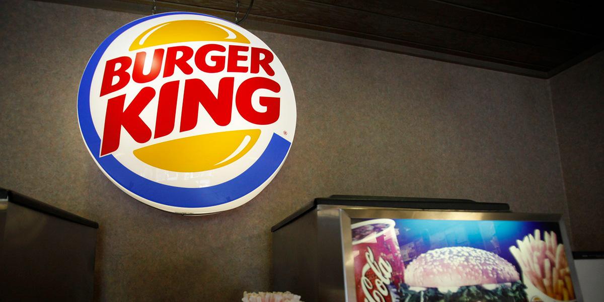 Burger King,Шотландия,юмор,молочный
