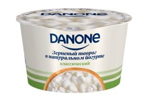 творог в йогурте,Danone