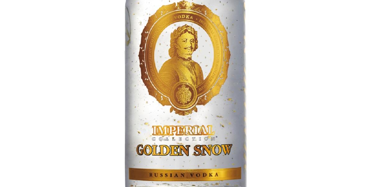 водка,золотая,запрет в России