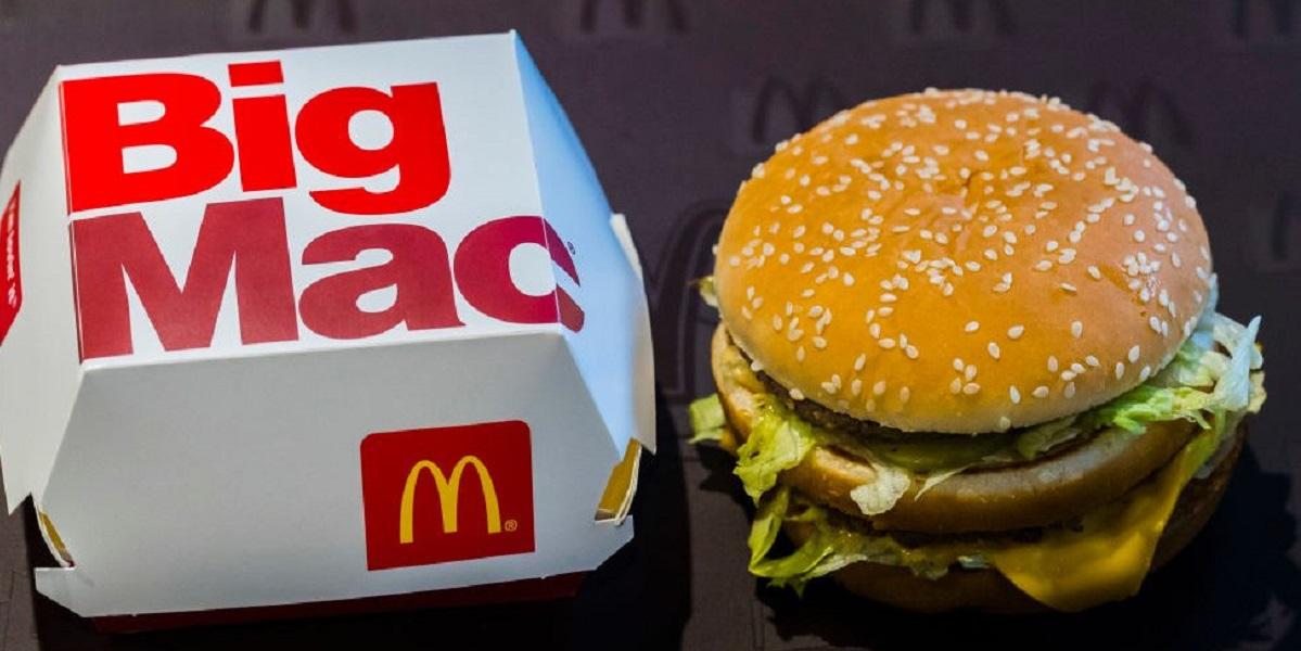 McDonald's,Биг Мак,Ксения Екимова,30 лет