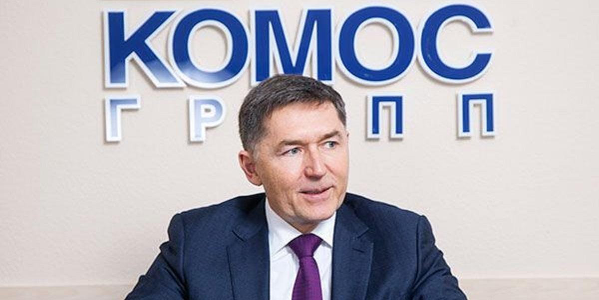 Комос Групп, Андрей Шутов, коронавирус