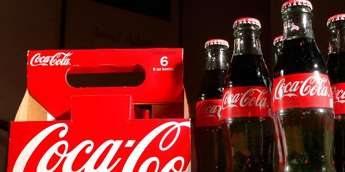 Coca-Cola, пандемия