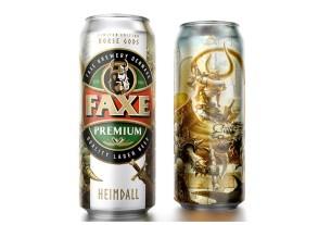 «NORSE GODS»,пиво,Faxe Premium,Хеймдалль