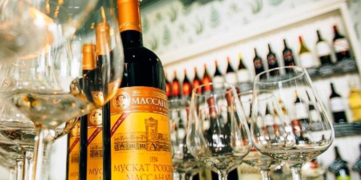 Вино, Массандра, Крым