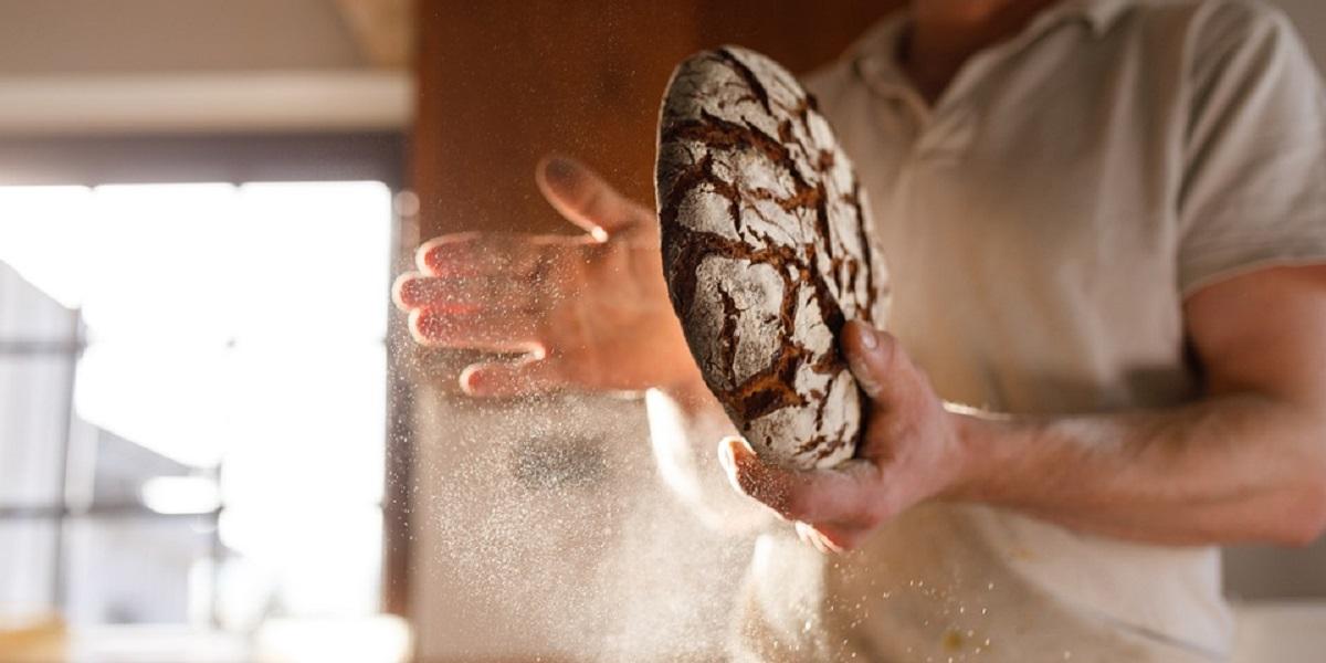ремесленный хлеб,, доставка