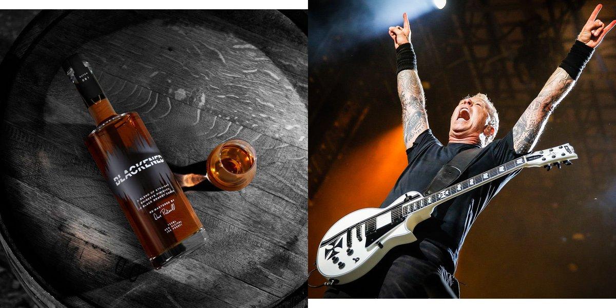 Blackened Whiskey, виски, Black Noise, Metallica,