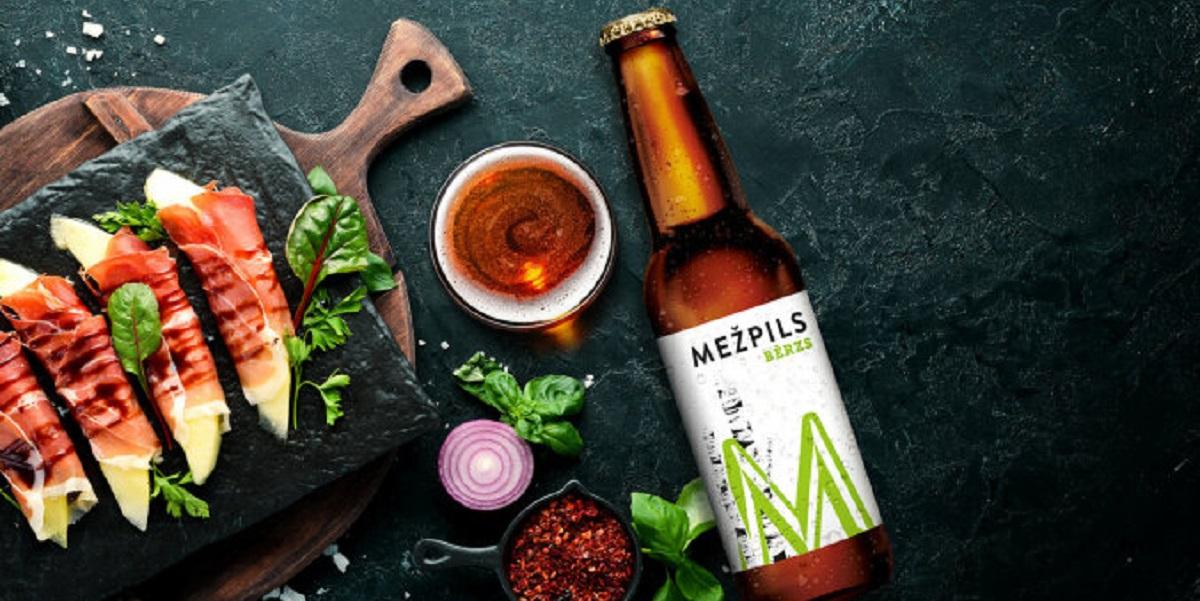 Aldaris, Латвия, пиво с березовым соком