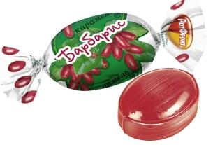 «Рот фронт», «Красный Октябрь»,«Бабаевский»,АО «Рахат», конфеты Барбарис