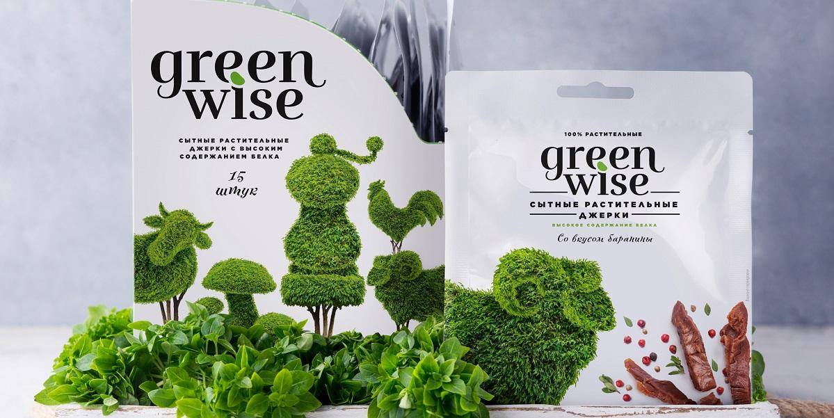 GreenWise, искусственное мясо, веганство,