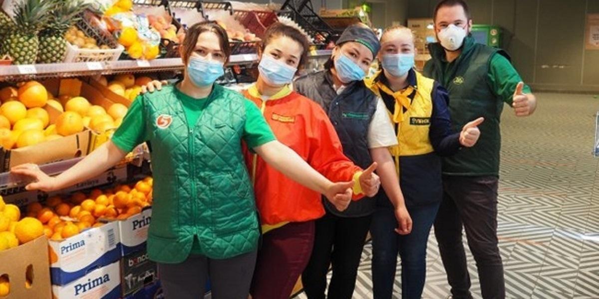 День работника торговли, униформа, обмен униформой