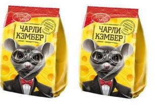 «Красный Октябрь», конфеты, «Чарли Кэмбер»