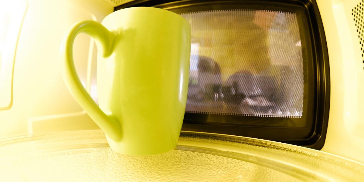 исследования, США, чай в микроволновке,