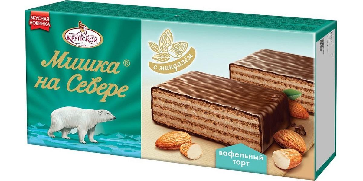 конфеты Питера, Фабрика Крупской, рейтинг брендов, торт Крупской