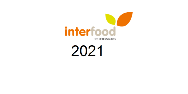 INTERFOOD ST. PETERSBURG 2021