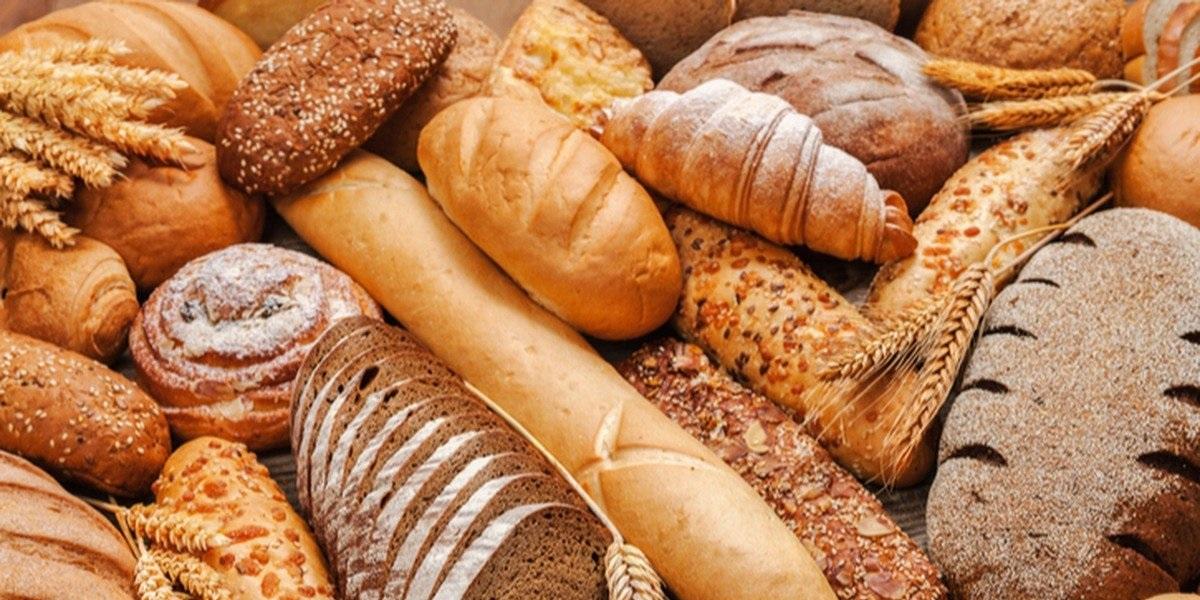 Хлеб, батоны, булки