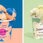 Тайлер Грегори Оконма, репер, мороженое Jeni's, Pluto Bleu, Snowflake
