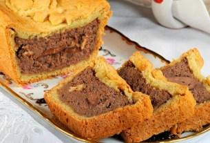 Страсбургский пирог, Александр Пушкин, «фуа-гра», трюфели