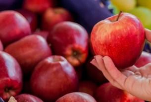 Stemilt, съедобное покрытие Apeel, органика, яблоки, США, без отходов