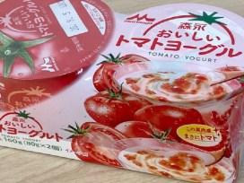Morinaga Milk,томатный йогурт, Япония