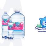 «Мика-Мика», вода для детей, Байкал, БАЙКАЛСИ Кампани, природная вода