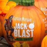 Jack-O-Blast, ром, тыква, осень