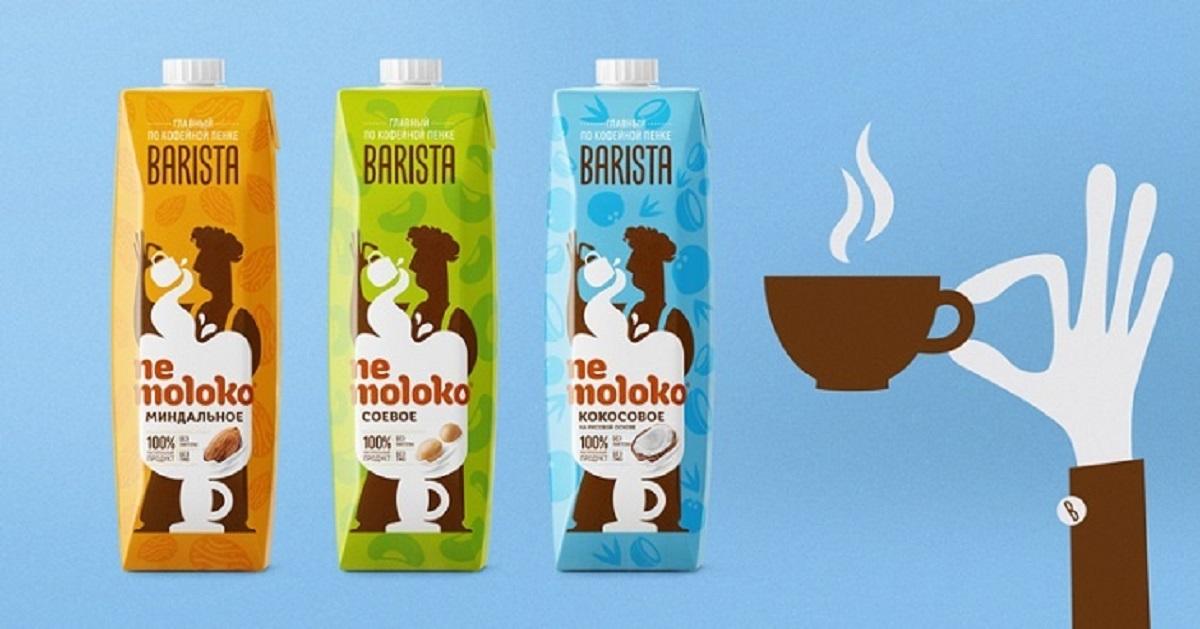 «Сады Придонья», Nemoloko Barista, растительное молоко