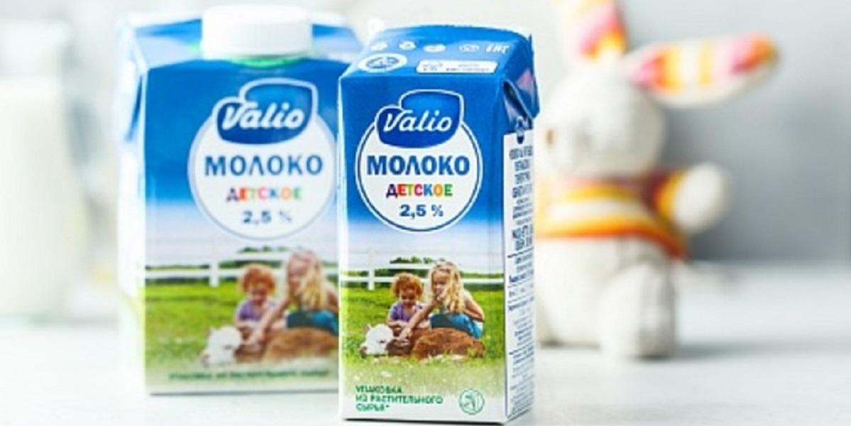 Детское молоко Valio, Valio, предприятие «Галактика, детское питание