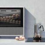 Яйца, Корея, холодильник для яиц, Eggbox