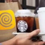 Starbucks, «Яндекс.Еда» , Starbucks® Delivers, доставка, Москва