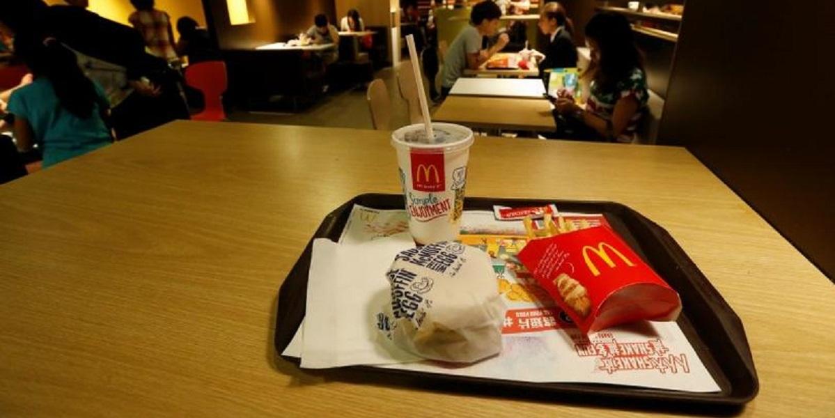 McDonald's, фастфуд, секреты, маркетинг