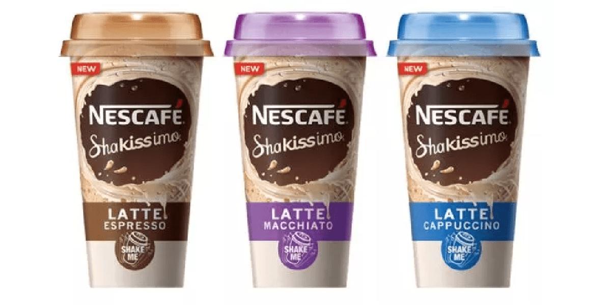 Nescafe, Shakissimo