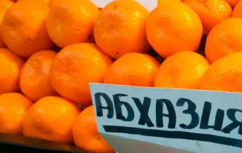 мандарины, абхазские мандарины, Роскачество