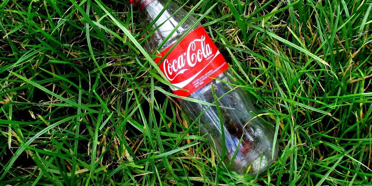 Break Free From Plastic, пластиковый мусор, экология Земли, бутылка Кока-Колы