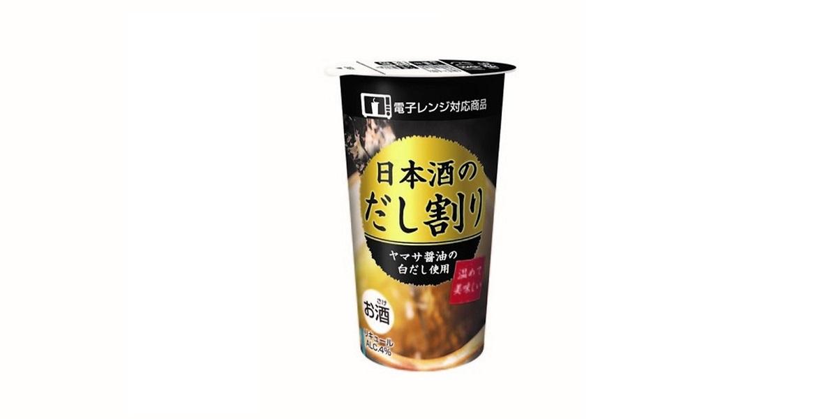 суп-сакэ, алко-суп, алкогольный суп, Nihonshu no Dashiwari