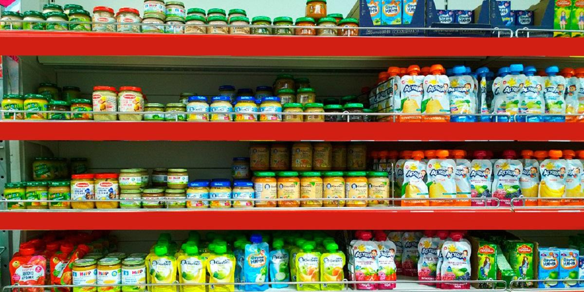 Детское питание, сырье для детское питание, отмена льгот, цены Детское питание