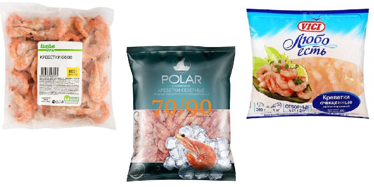 «НашПотребНадзор», исследования, глазурь, креветки, креветки «Каждый день», креветки Polar premium, креветки Vici