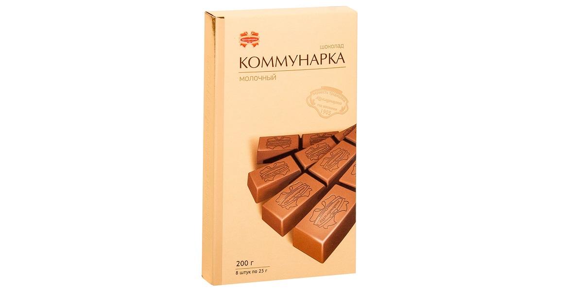 Росконтроль, исследование, молочный шоколад, шоколад «Коммунарка», кишечная палочка