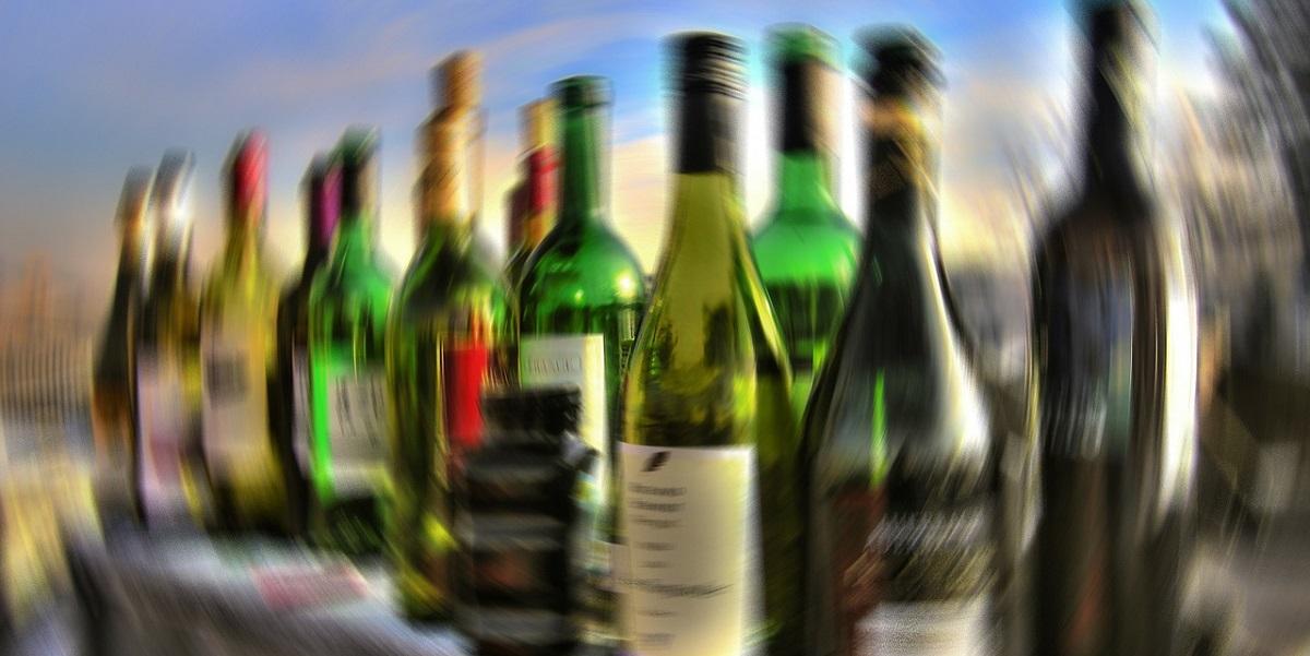 Пандемия, опрос, алкоголь