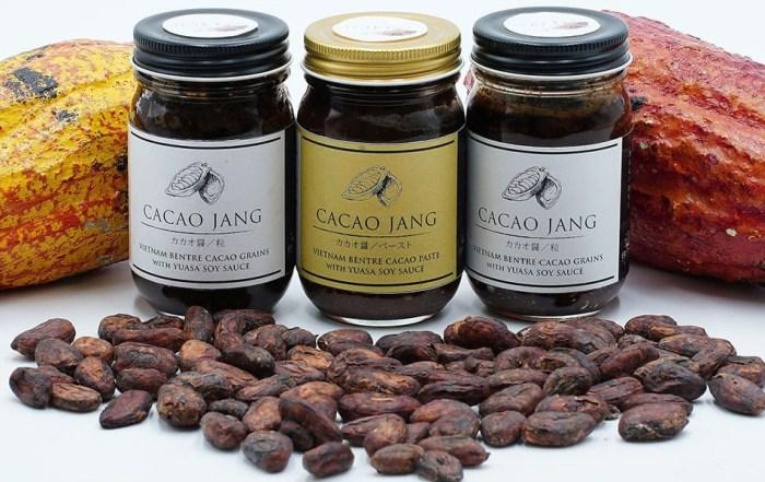Jang, соус, какао